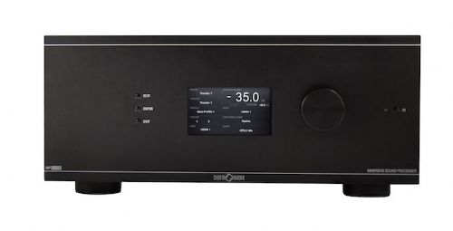 StormAudio ISP 3D.32 Elite Analog Edition AV (Preamp)Processor